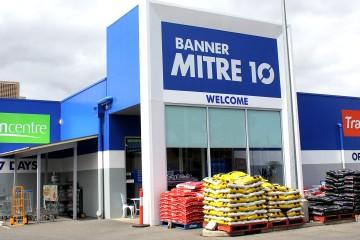 Banner Mitre 10 Glenelg