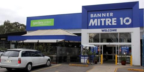Banner Mitre 10 Mount Barker