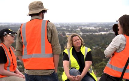 How do you know which plants are good for our bushland and which plants are not? It's a very good question and one that is currently being answered in the City of Playford.