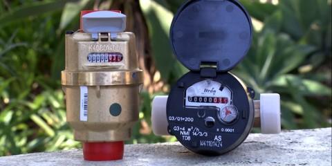 SA Water Meter