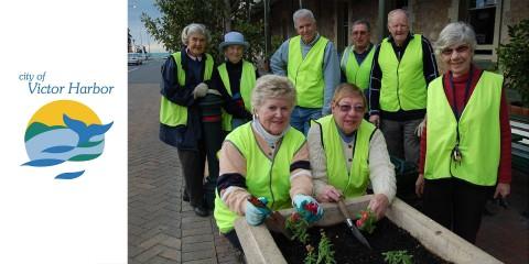 Victor Harbor Town Pride Gardening Group