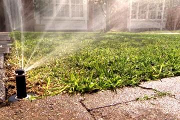 The Turf Farm Sprinklers