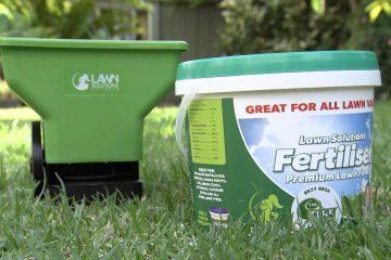 lawn-fertilizing